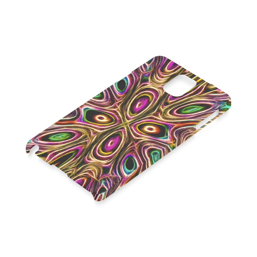 Peacock Strut II - Jera Nour Hard Case for Samsung Galaxy Note 3