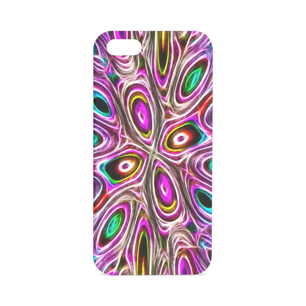 Peacock Strut I - Jera Nour Hard Case for iPhone 5/5s