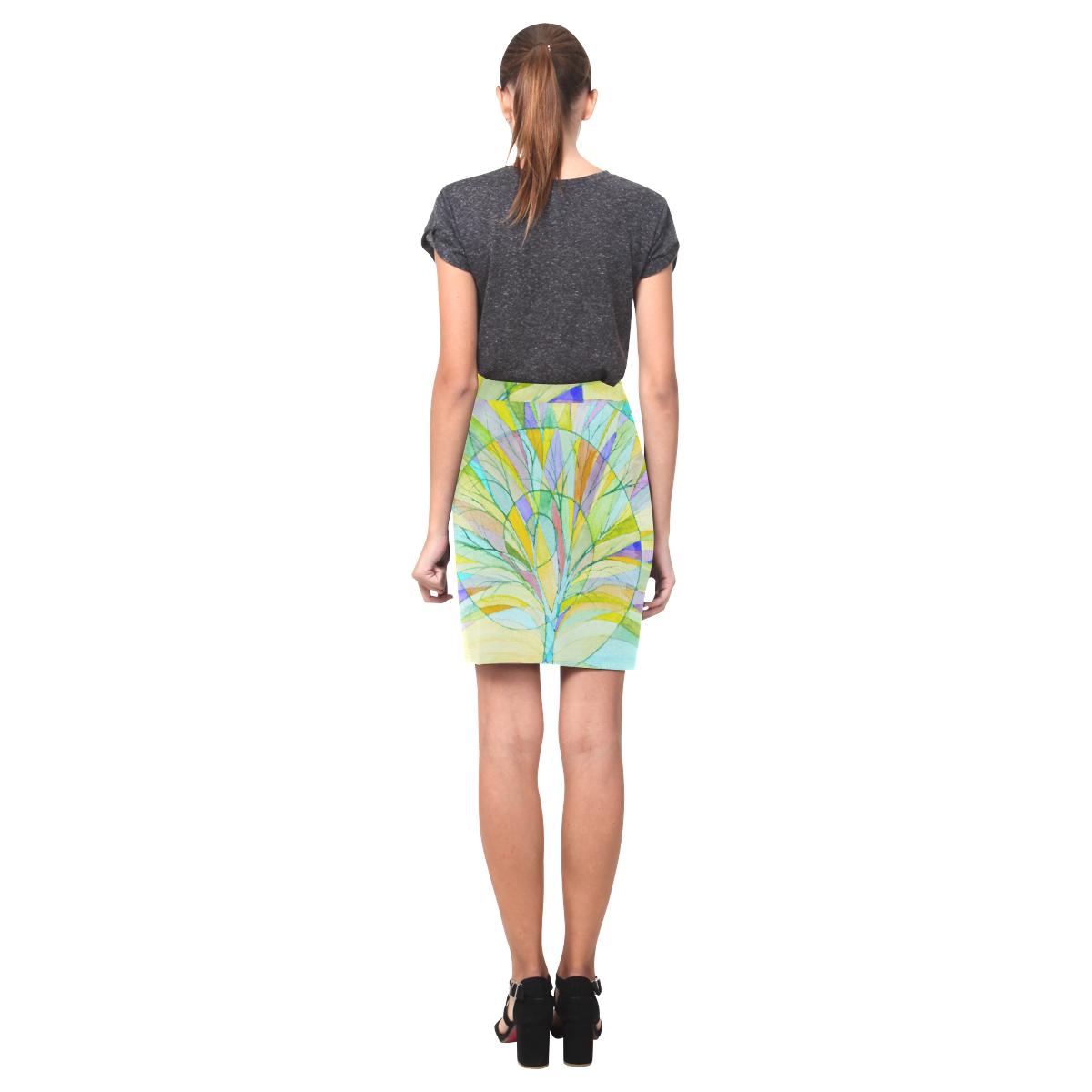 arbre vitrail 8 Nemesis Skirt (Model D02)