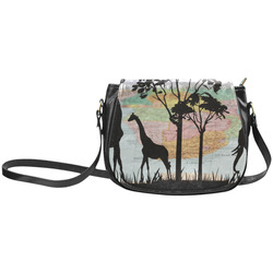 Africa_20160908 Classic Saddle Bag/Large (Model 1648)