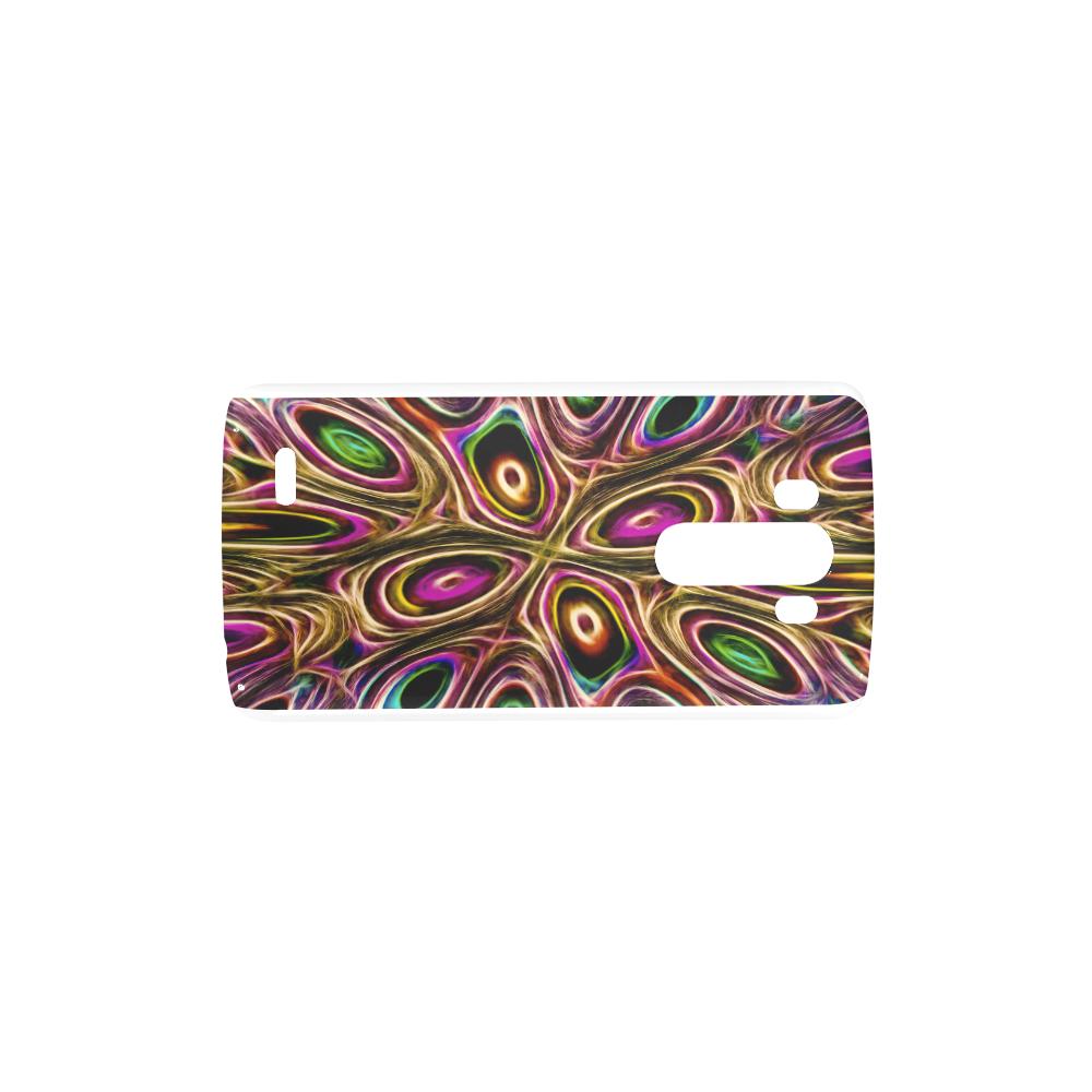 Peacock Strut II - Jera Nour Hard Case for LG G3