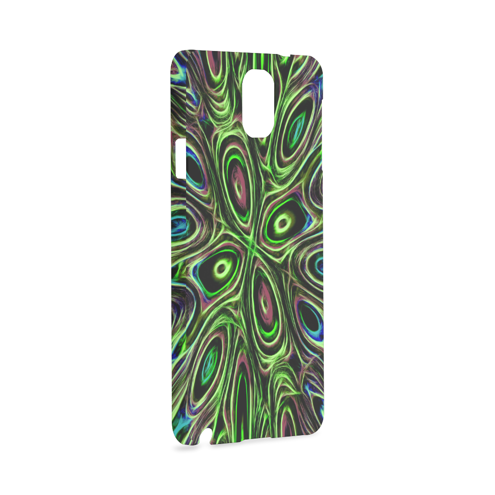 Peacock Strut III - Jera Nour Hard Case for Samsung Galaxy Note 3