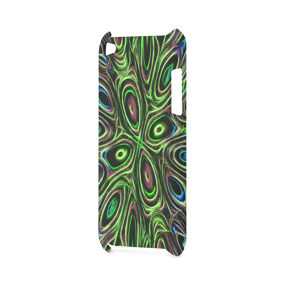 Peacock Strut III - Jera Nour Hard Case for iPod Touch 4
