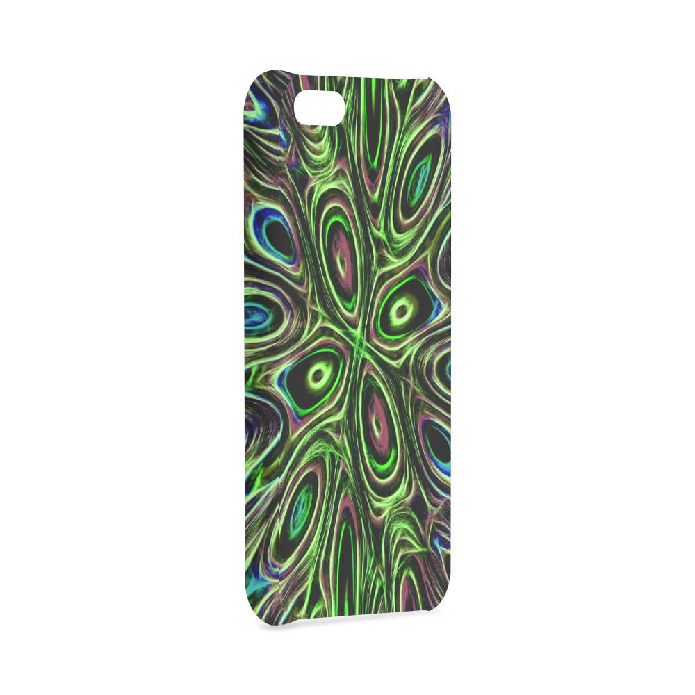 Peacock Strut III - Jera Nour Hard Case for iPhone 5C
