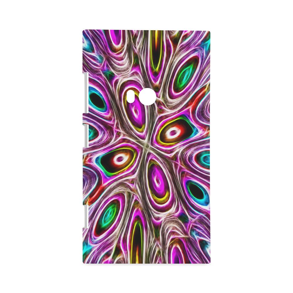 Peacock Strut I - Jera Nour Hard Case for Nokia Lumia 920
