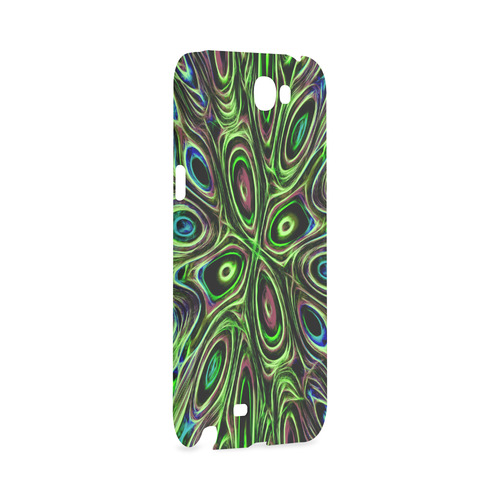 Peacock Strut III - Jera Nour Hard Case for Samsung Galaxy Note 2