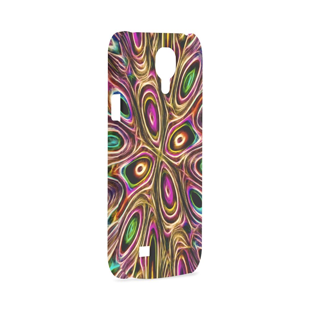 Peacock Strut II - Jera Nour Hard Case for Samsung Galaxy S4 mini