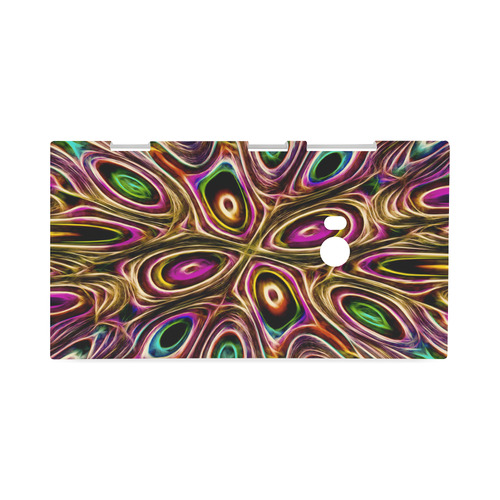 Peacock Strut II - Jera Nour Hard Case for Nokia Lumia 920