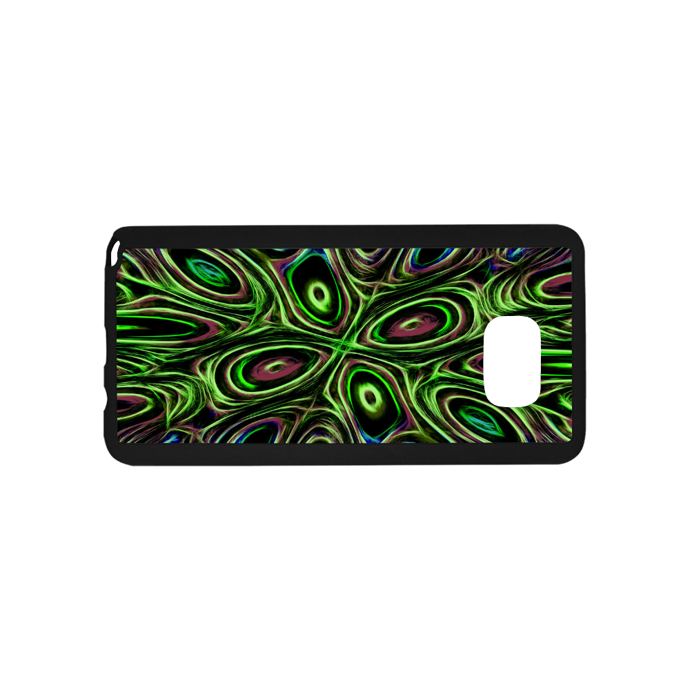 Peacock Strut III - Jera Nour Rubber Case for Samsung Galaxy Note5
