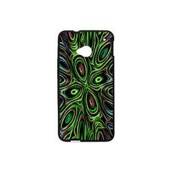 Peacock Strut III - Jera Nour Hard Case for HTC ONE M7(Laser Technology)