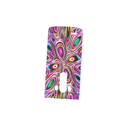 Peacock Strut I - Jera Nour Hard Case for LG G3
