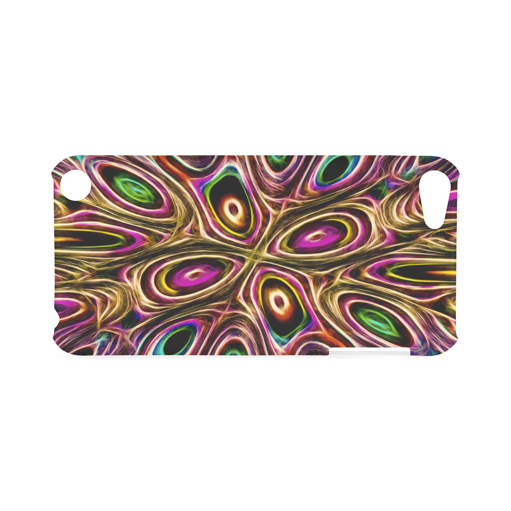 Peacock Strut II - Jera Nour Hard Case for iPod Touch 5