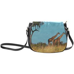 Africa_20160901 Classic Saddle Bag/Large (Model 1648)