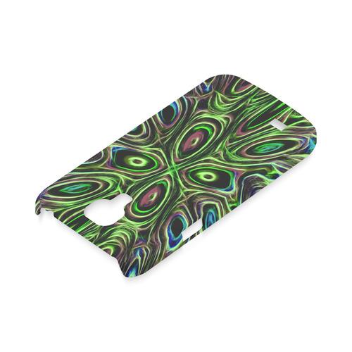 Peacock Strut III - Jera Nour Hard Case for Samsung Galaxy S4 mini