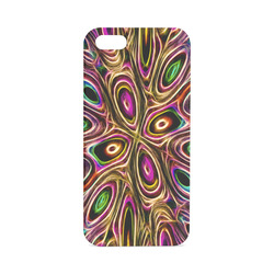 Peacock Strut II - Jera Nour Hard Case for iPhone 5/5s