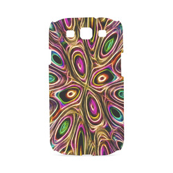 Peacock Strut II - Jera Nour Hard Case for Samsung Galaxy S3