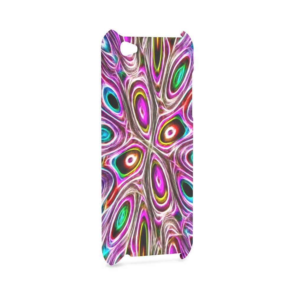 Peacock Strut I - Jera Nour Hard Case for iPod Touch 4