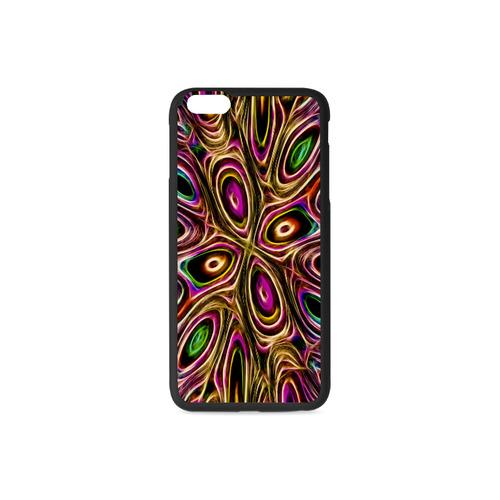 Peacock Strut II - Jera Nour Rubber Case for iPhone 6/6s Plus
