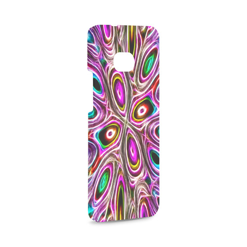 Peacock Strut I - Jera Nour Hard Case for HTC ONE M7 3D