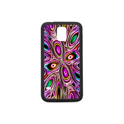 Peacock Strut I - Jera Nour Rubber Case for Samsung Galaxy S5