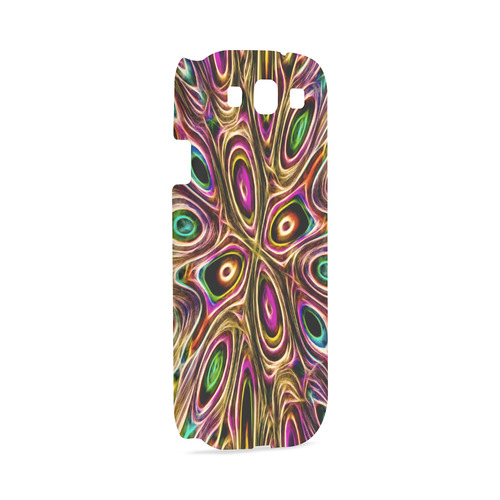 Peacock Strut II - Jera Nour Hard Case for Samsung Galaxy S3