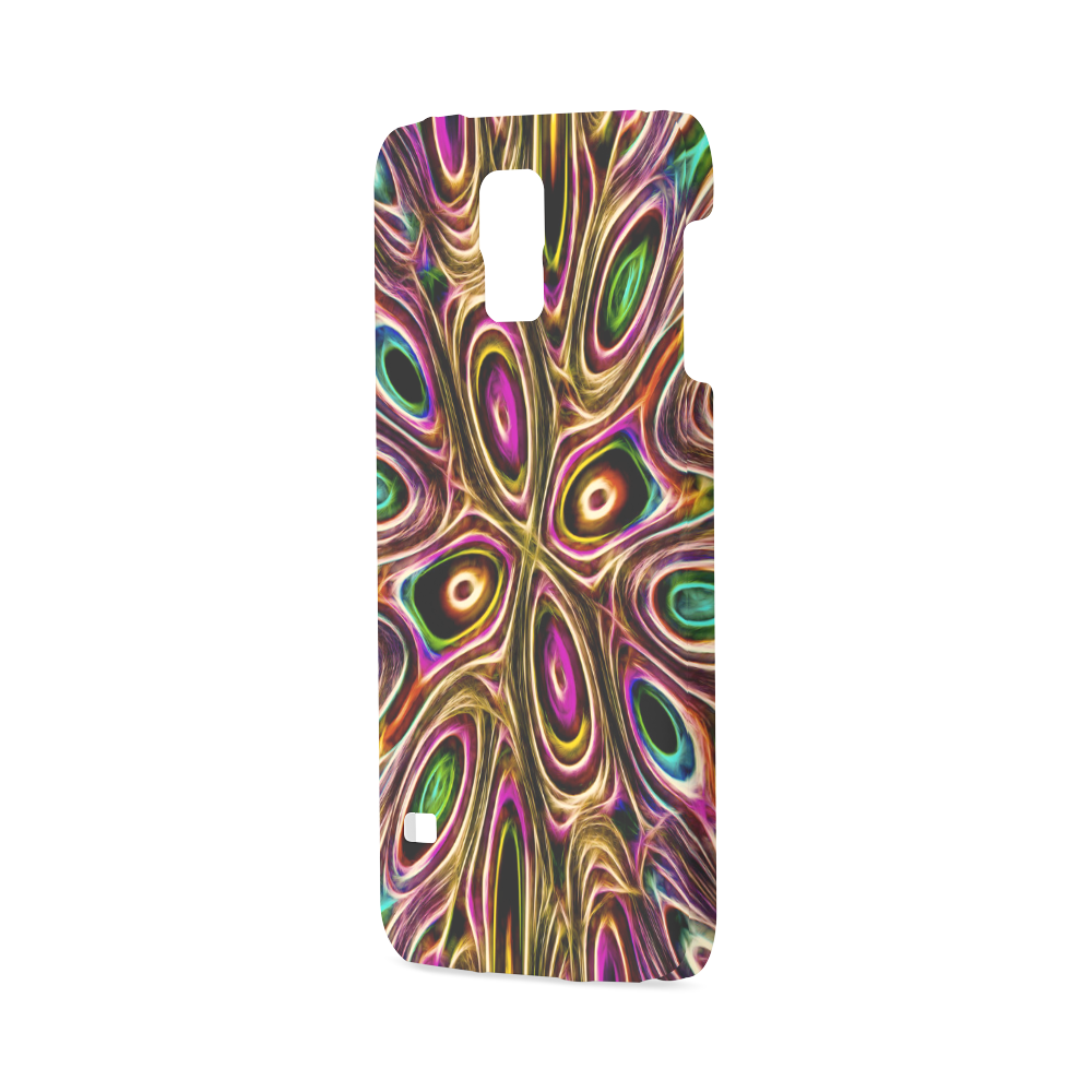 Peacock Strut II - Jera Nour Hard Case for Samsung Galaxy S5