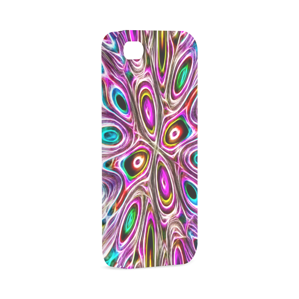 Peacock Strut I - Jera Nour Hard Case for iPhone 4/4s
