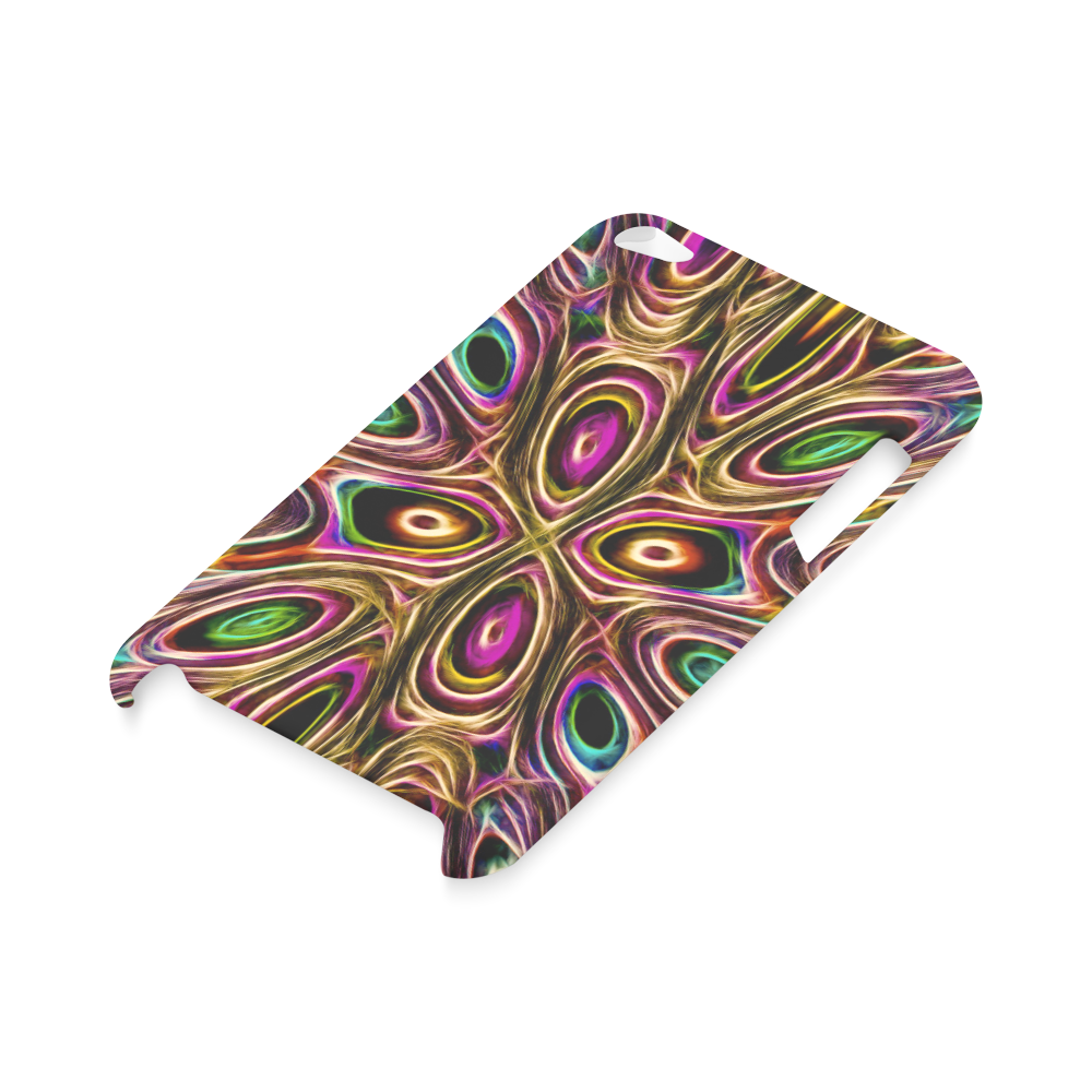 Peacock Strut II - Jera Nour Hard Case for iPod Touch 4
