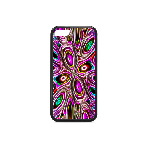 Peacock Strut I - Jera Nour Rubber Case for iPhone 5c