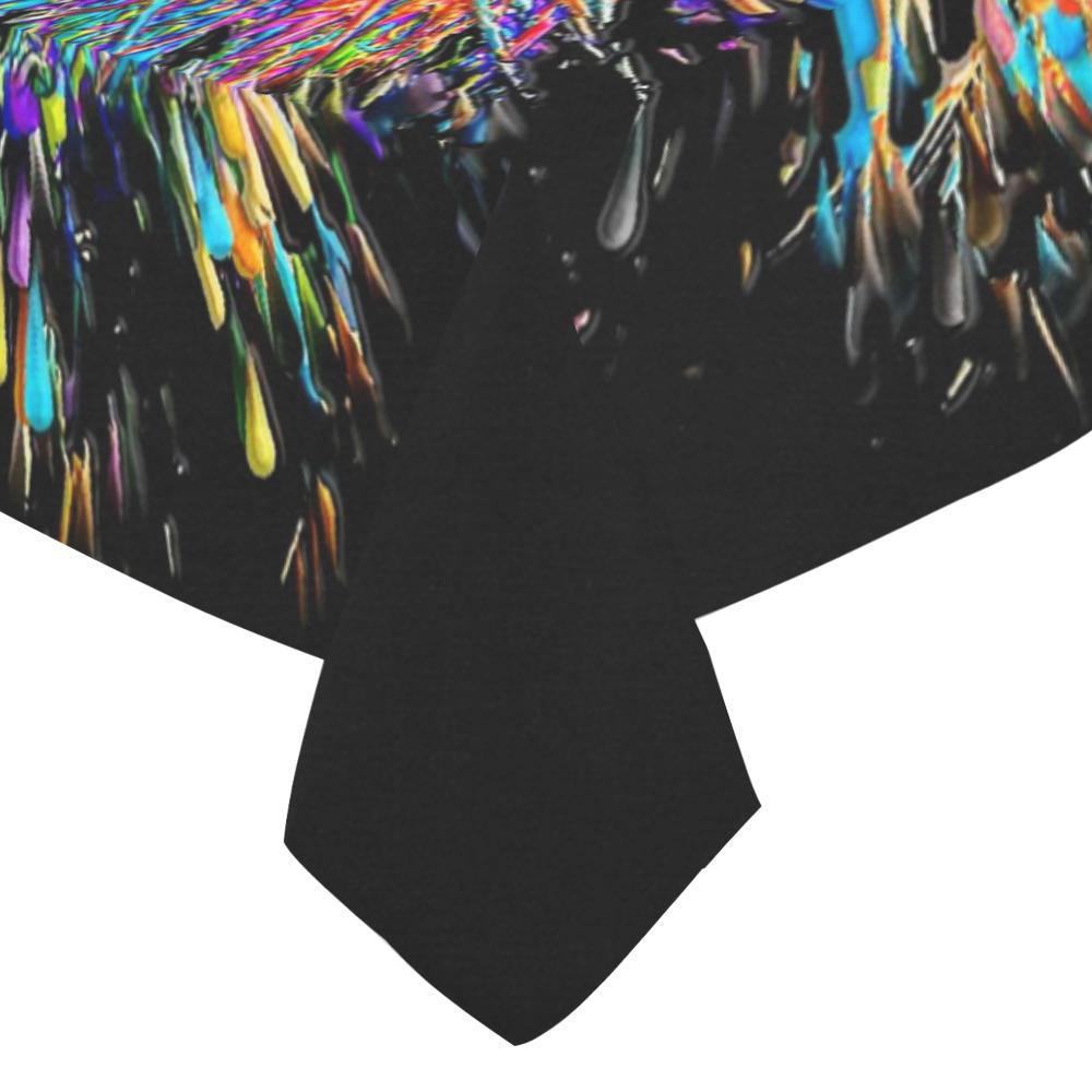 "Bang by Artdream Cotton Linen Tablecloth 52""x 70"""