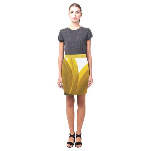 Yellow Daisy Light Nemesis Skirt (Model D02)
