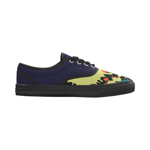 New Splash Design Aries Women's Canvas Shoes (Model 029)