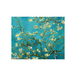 """Vincent Van Gogh Blossoming Almond Tree Floral Art Poster 20""""x16"""""""