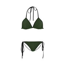 Seaweed Custom Bikini Swimsuit