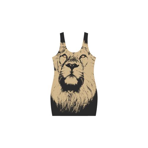 LION SWEET DRESS Medea Vest Dress (Model D06)