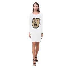 LION I Demeter Long Sleeve Nightdress (Model D03)