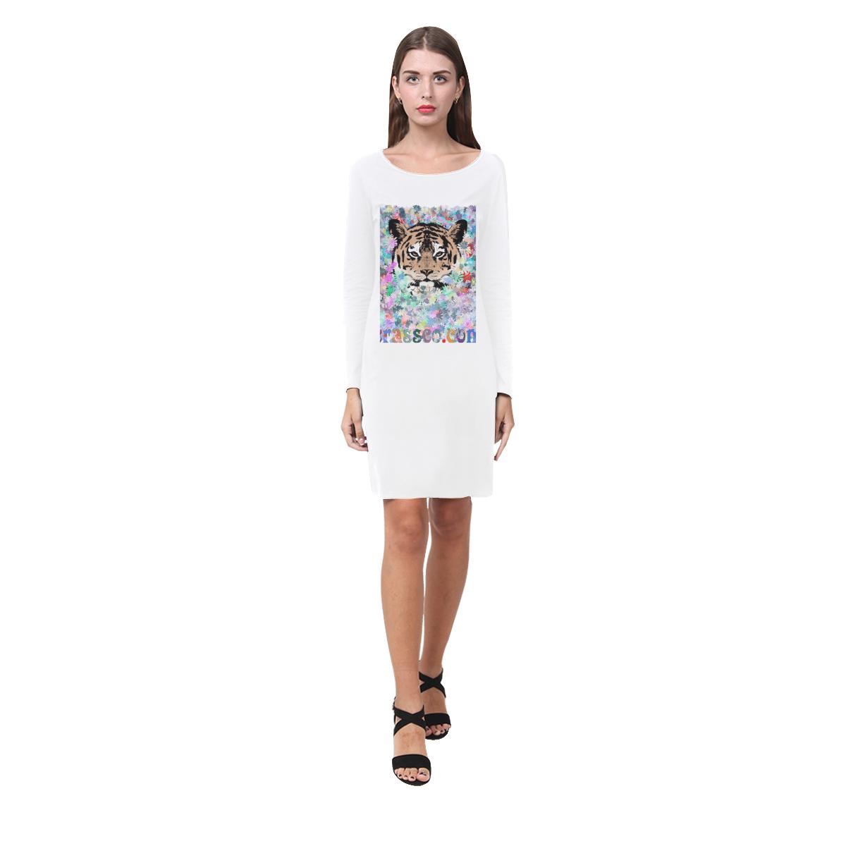 TIGER I Demeter Long Sleeve Nightdress (Model D03)