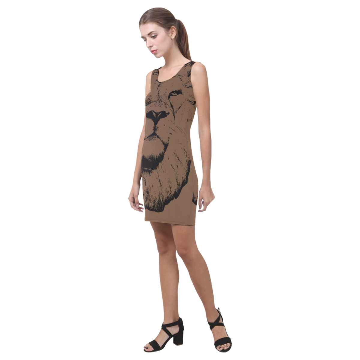 LION SWEET DRESS III Medea Vest Dress (Model D06)