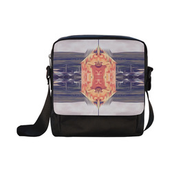 True Compass Crossbody Nylon Bags (Model 1633)