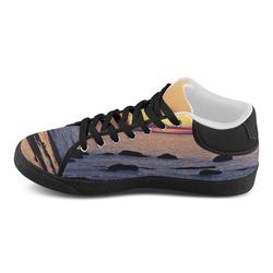 Summer's Glow Men's Chukka Canvas Shoes (Model 003)