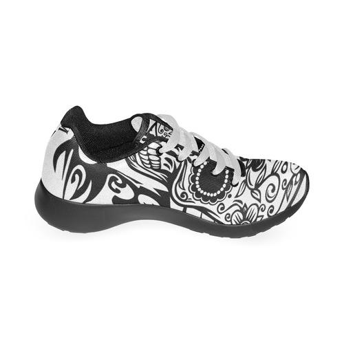SKULL TRIBAL Men's Running Shoes (Model 020)