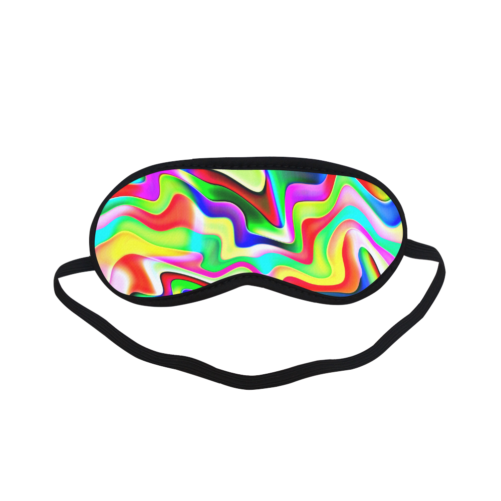 Irritation Colorful Dream Sleeping Mask