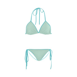 Honeydew Custom Bikini Swimsuit