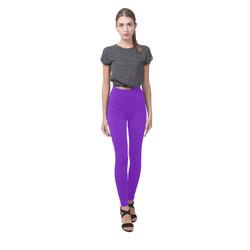 Purple Cassandra Women's Leggings (Model L01)