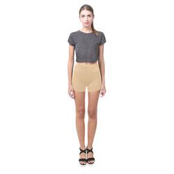 Desert Dust Briseis Skinny Shorts (Model L04)