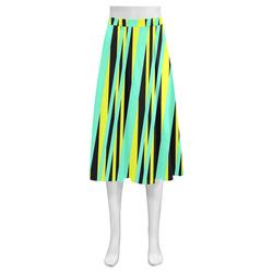 more colors 31D Mnemosyne Women's Crepe Skirt (Model D16)