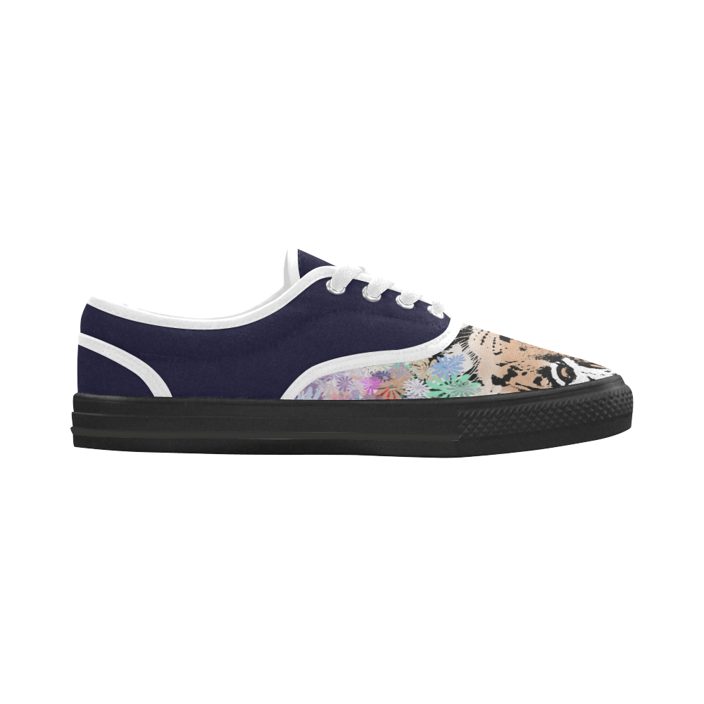 TIGER Aries Women's Canvas Shoes (Model 029)