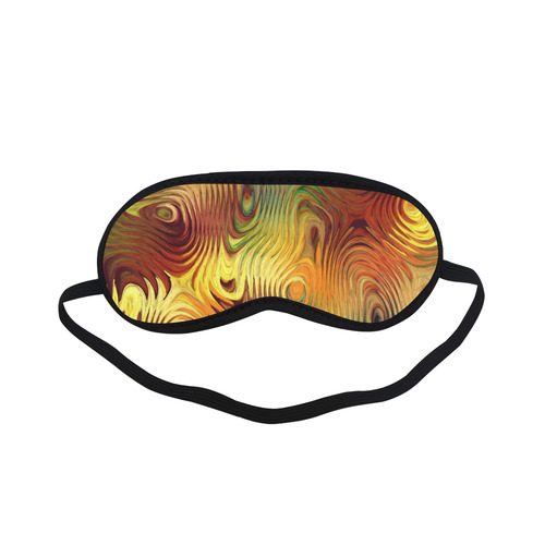 Autumn Leafs Underwater Sleeping Mask