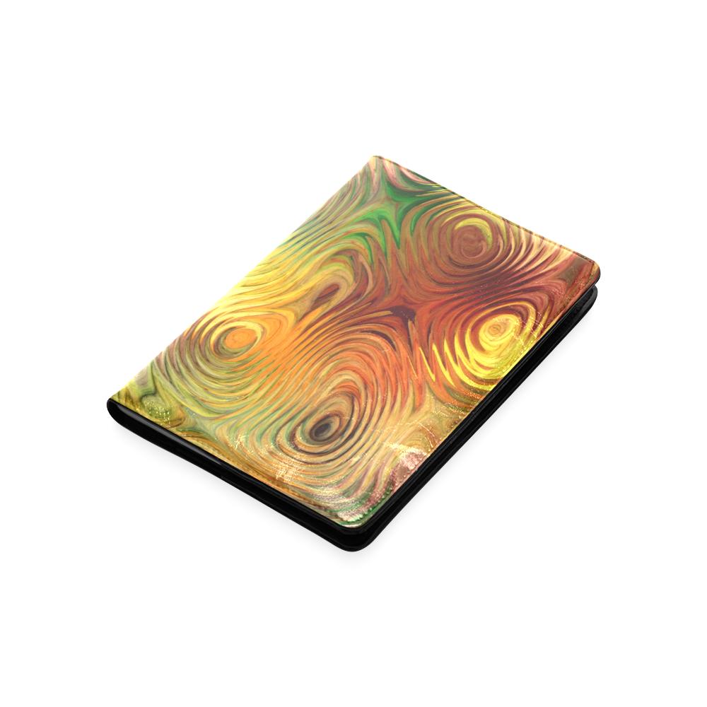 Autumn Leafs Underwater Custom NoteBook A5
