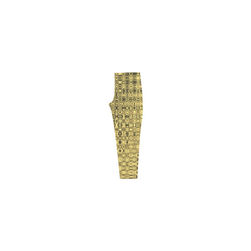 GOLD LUXURY Capri Legging (Model L02)
